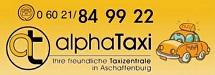 alphaTaxi